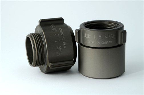 5128NH34R Fire hose coupling