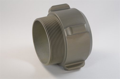 5164TM70R NPT  male fire hose coupling